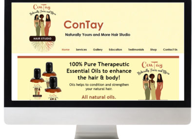 Contay Naturally Yours and More